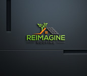 Reimagine Roofing Logo - Entry #344