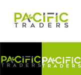 Pacific Traders Logo - Entry #96