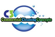 Commercial Cleaning Concepts Logo - Entry #78