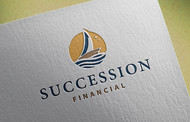 Succession Financial Logo - Entry #530