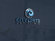 City Limits Vet Clinic Logo - Entry #342