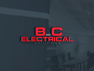 BLC Electrical Solutions Logo - Entry #400