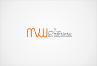 MvW Interiors Logo - Entry #85