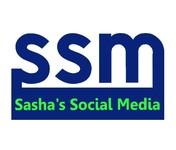 Sasha's Social Media Logo - Entry #24