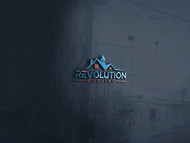 Revolution Roofing Logo - Entry #106