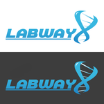 Laboratory Sample Courier Service Logo - Entry #82