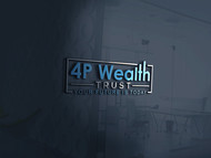 4P Wealth Trust Logo - Entry #234