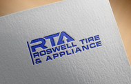 Roswell Tire & Appliance Logo - Entry #4