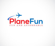 PlaneFun Logo - Entry #41