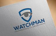 Watchman Surveillance Logo - Entry #239