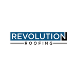 Revolution Roofing Logo - Entry #171
