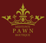 Either Midtown Pawn Boutique or just Pawn Boutique Logo - Entry #68