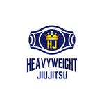 Heavyweight Jiujitsu Logo - Entry #260