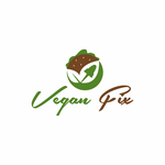 Vegan Fix Logo - Entry #13