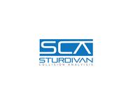 Sturdivan Collision Analyisis.  SCA Logo - Entry #53