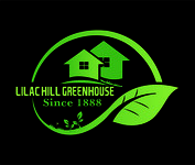 Lilac Hill Greenhouse Logo - Entry #120