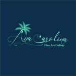 Ana Carolina Fine Art Gallery Logo - Entry #209