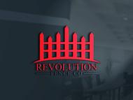 Revolution Fence Co. Logo - Entry #281