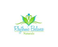 Rhythmic Balance Naturals Logo - Entry #91