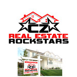 CZ Real Estate Rockstars Logo - Entry #116