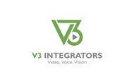 V3 Integrators Logo - Entry #166