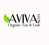 AVIVA Glow - Organic Spray Tan & Lash Logo - Entry #2