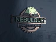 Nebulous Woodworking Logo - Entry #80