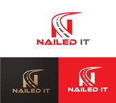 Nailed It Logo - Entry #111