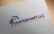 uHate2Paint LLC Logo - Entry #25