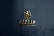 Warner Financial Group, Inc. Logo - Entry #48
