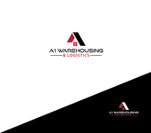A1 Warehousing & Logistics Logo - Entry #132