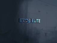Elite Construction Services or ECS Logo - Entry #12