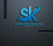 Sanford Krilov Financial       (Sanford is my 1st name & Krilov is my last name) Logo - Entry #209