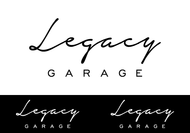 LEGACY GARAGE Logo - Entry #164