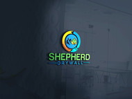 Shepherd Drywall Logo - Entry #161