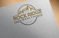 Rock Ridge Wealth Logo - Entry #284