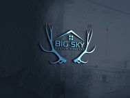 Big Sky Custom Steel LLC Logo - Entry #38