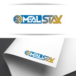 MealStax Logo - Entry #65