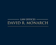 Law Offices of David R. Monarch Logo - Entry #45