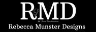 Rebecca Munster Designs (RMD) Logo - Entry #196