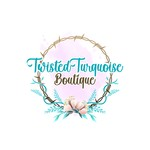 Twisted Turquoise Boutique Logo - Entry #199