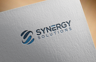 Synergy Solutions Logo - Entry #133