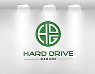 Hard drive garage Logo - Entry #232