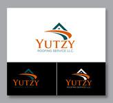 Yutzy Roofing Service llc. Logo - Entry #23