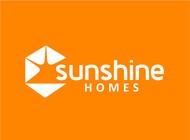 Sunshine Homes Logo - Entry #81
