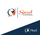 Sweet Pangea Logo - Entry #60