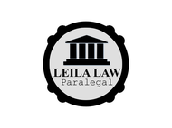 Leila Law Logo - Entry #93