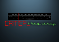 Critical Frequency Logo - Entry #24