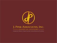 J. Pink Associates, Inc., Financial Advisors Logo - Entry #51