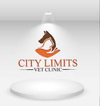 City Limits Vet Clinic Logo - Entry #88